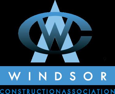 WCA Windsor Construction Association Logo