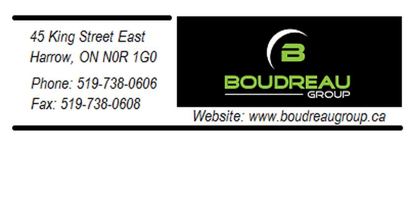 Boudreau Commercial Contracting Inc.