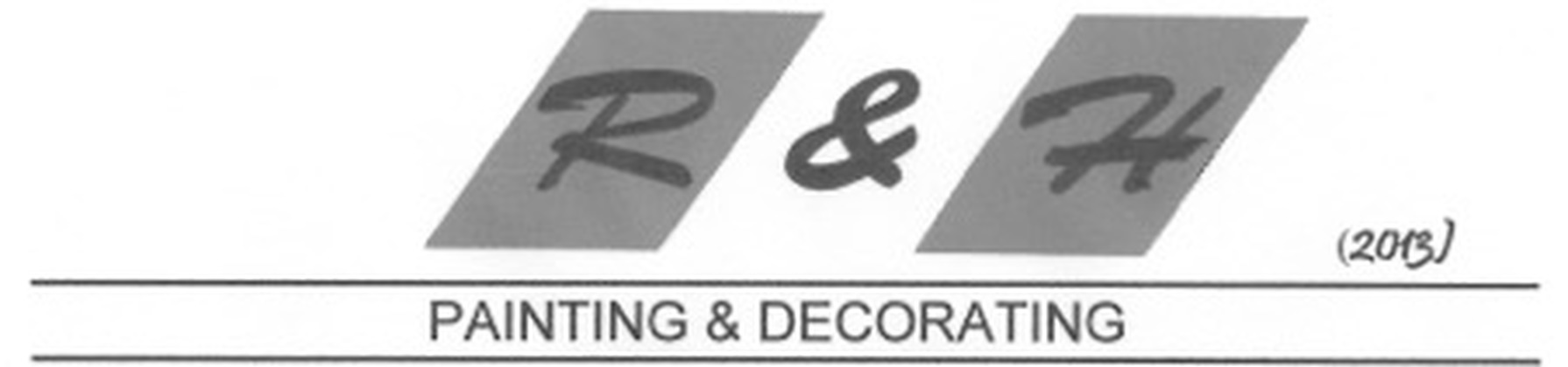 R & H (2013) Painting & Decorating