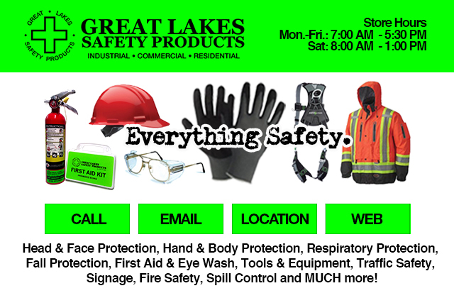 Great Lakes Safety Products Inc.