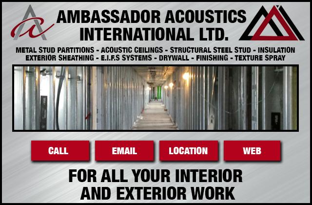 Ambassador Acoustics International Ltd