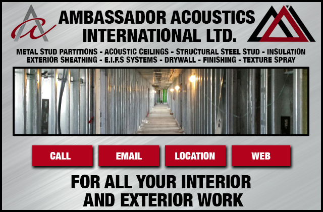Ambassador Acoustics International Ltd