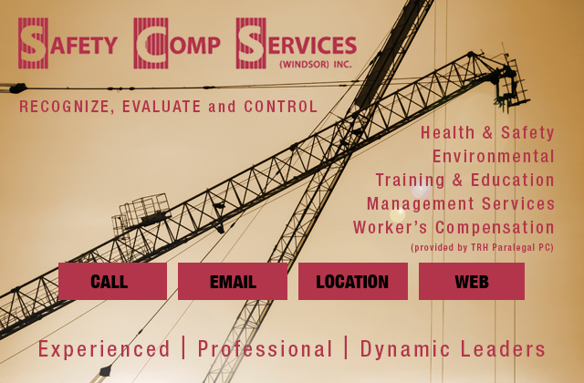 Safety Comp Services (Windsor) Inc.